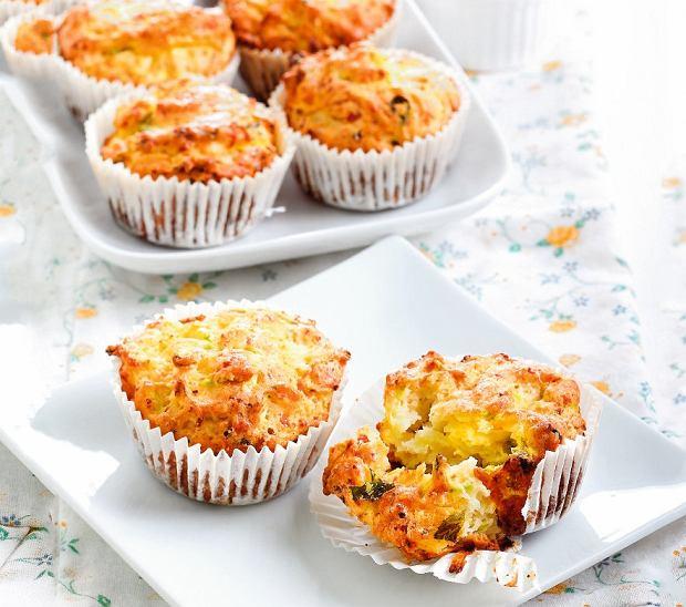 Muffiny z pulpą warzywną