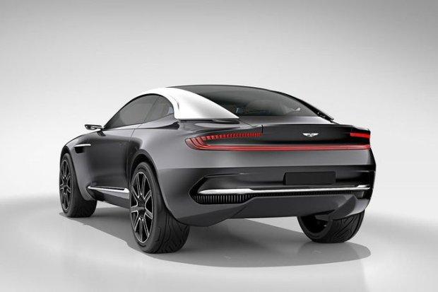 Aston Martin też pracuje nad SUV-em. Znamy pierwsze szczegóły