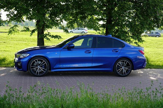 Opinie Moto.pl: BMW serii 3 330i M Sport - Miłość od pierwszego wejrzenia