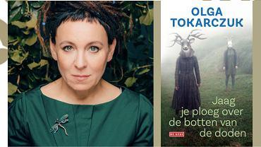 'Prowadź swój pług przez kości umarłych' w tłumaczeniu Charlotte Pothuizen i Dirka Zijlstry, zdobyła nominację do Europejskiej Nagrody Literackiej przyznawanej w Holandii
