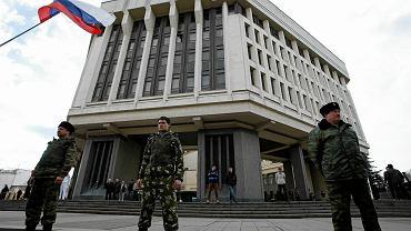 Budynek parlamentu krymskiego
