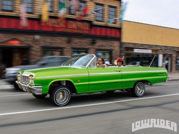 Impala 64 Low Rider