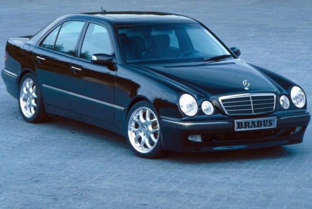 Mercedes W210 Brabus