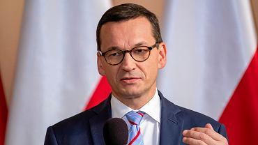 Mateusz Morawiecki ws. kredytów frankowych