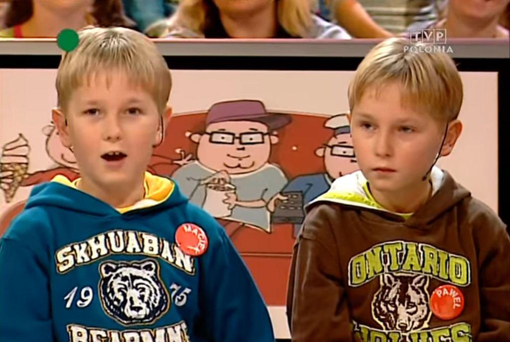 'Duże dzieci'. Co słychać u bliźniaków?