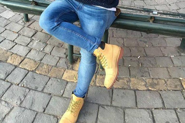 Męskie buty na jesień w niskich cenach