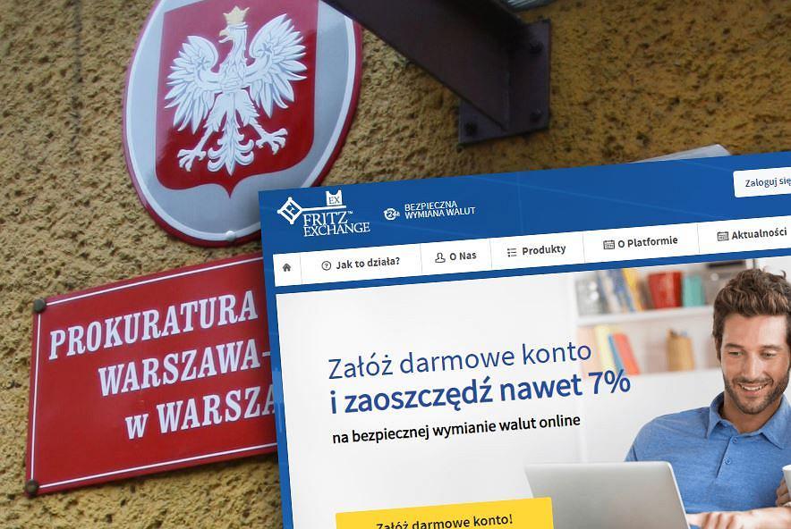 Cześć konsumentów oskarża Fritz Exchange o nierozliczenie transakcji wymiany walut