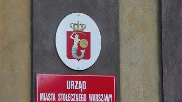 Warszawa. Urząd miasta
