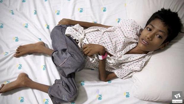 Mahendra po operacji