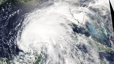 Burza tropikalna Cristobal.