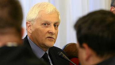 Sędzia Dariusz Zawistowski, przewodniczący KRS