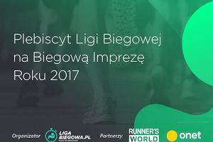 Ruszył Plebiscyt Ligi Biegowej na Biegową Imprezę Roku 2017!
