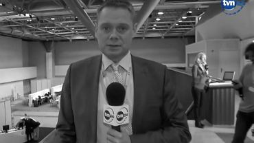 """Znani dziennikarze i przyjaciele żegnają Rafała Poniatowskiego. Ich słowa ściskają za serce. """"Żegnaj, Poniatku"""""""
