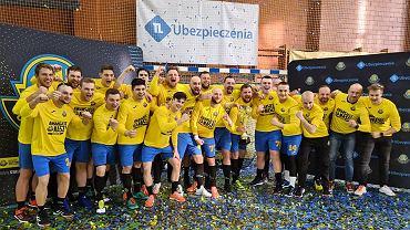 Piłkarze ręczni Stali Gorzów wygrali rozgrywki w grupie B I ligi w sezonie 2020/21 i wywalczyli awans do Ligi Centralnej, nowego zaplecza ekstraklasy