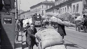 Warszawa żydowska Nalewki