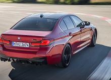 BMW M5 po kuracji odmładzającej. Poprawianie doskonałości
