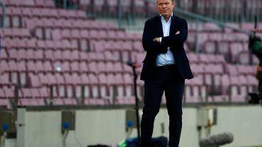 Media: Laporta potajemnie negocjuje z nowym trenerem. Koeman odejdzie z Barcelony?