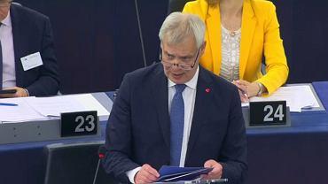Premier Finlandii Antti Rinne