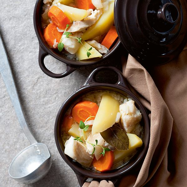 Szybka zupa rybaka
