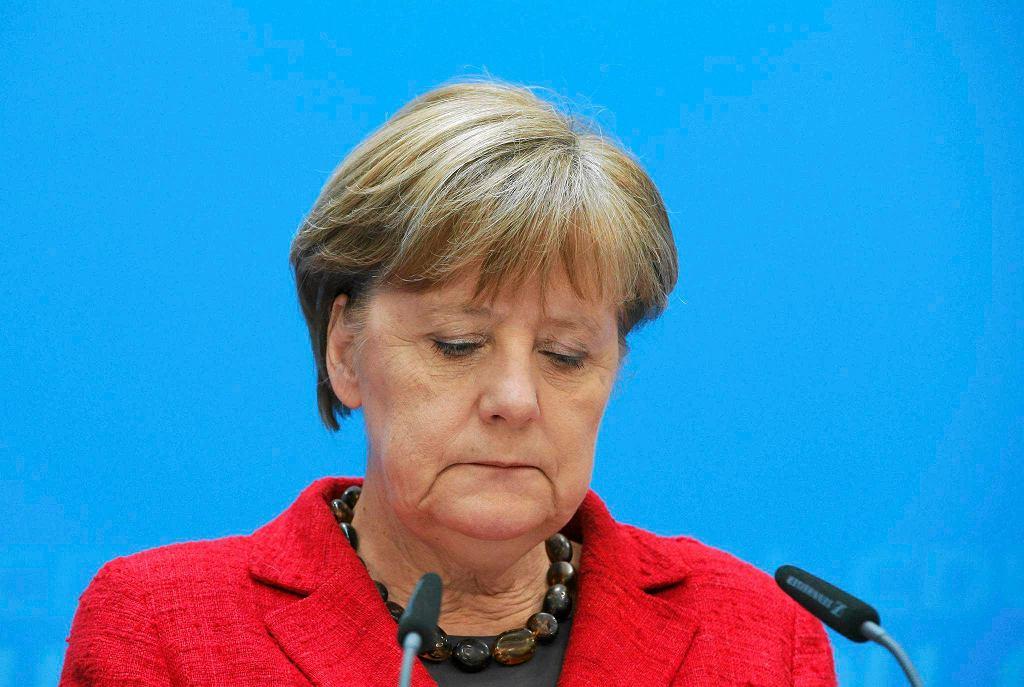 Partia kanclerz Niemiec poniosła porażkę w wyborach w trzech landach