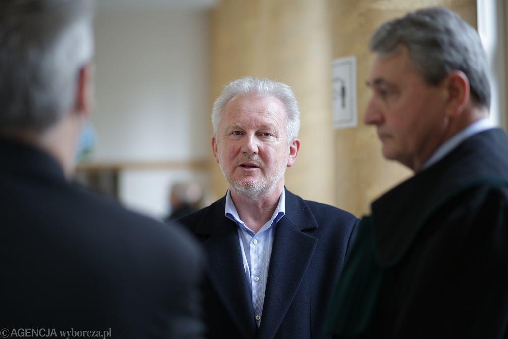 Były wiceprzewodniczący Komisji Nadzoru Finansowego Wojciech Kwaśniak