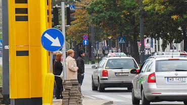 Fotoradary znów zaczną robić zdjęcia w Warszawie