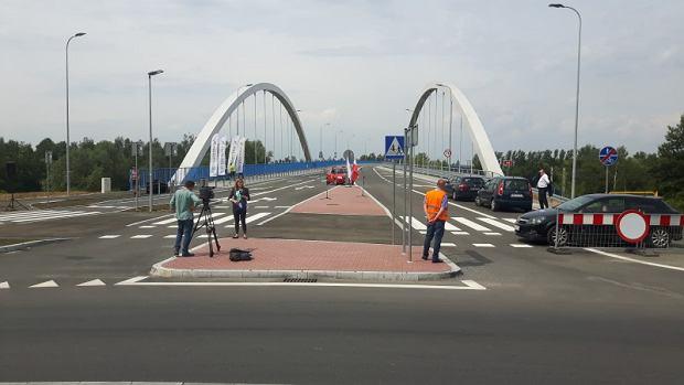 DK 44, obwodnica Skawiny, most