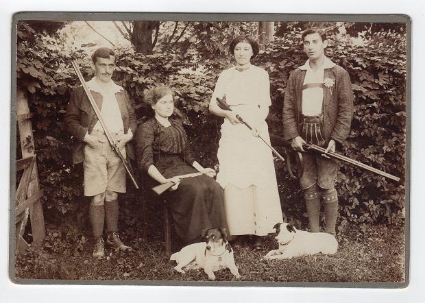 Ważne były więzy rodzinne, reszta schodziła na drugi plan (fot. Archiwum prywatne)