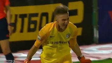 16-letni bramkarz Pawło Isenko z ekipy Worskła Połtawa był bohaterem półfinału Pucharu Ukrainy