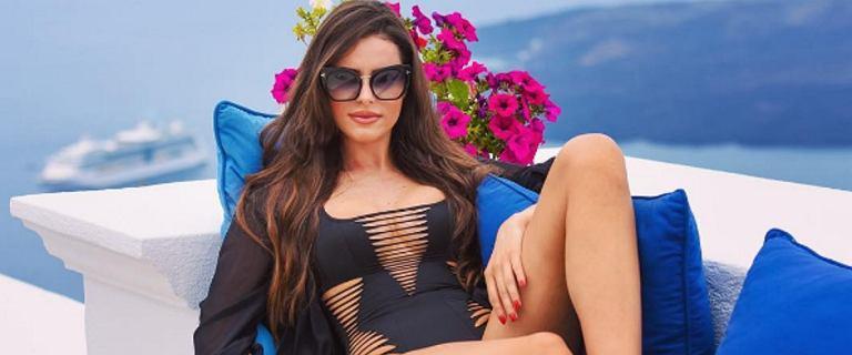 Celia Jaunat. Ukochana Grzegorza Krychowiaka zachwyca figurą w skąpym bikini