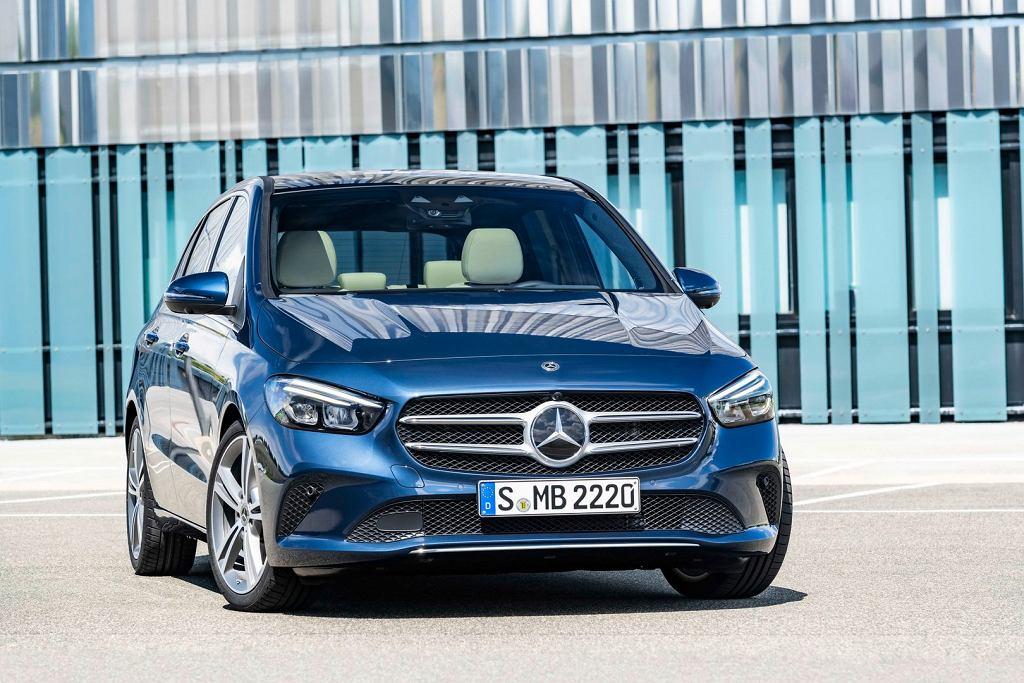 Mercedes Klasy B 2018