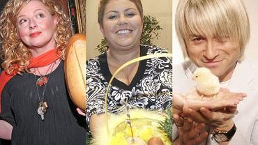 Magda Gessler, Dorota Wellman, Piotr Rubik