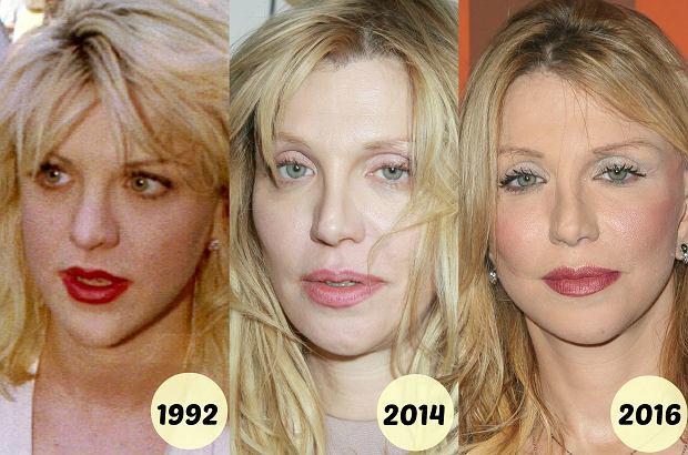 Zdjęcie numer 5 w galerii - Courtney Love tak wyglądała pół roku temu. Dziś ma