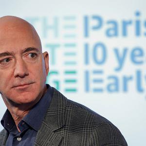Jeff Bezos poleci w kosmos swoją rakietą New Shepard firmy Blue Origin