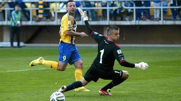 W ostatnim występie Flota przegrała z Arką w Gdyni 0:1