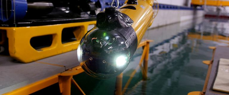 Tak wyglądają polskie podwodne drony-kamikadze