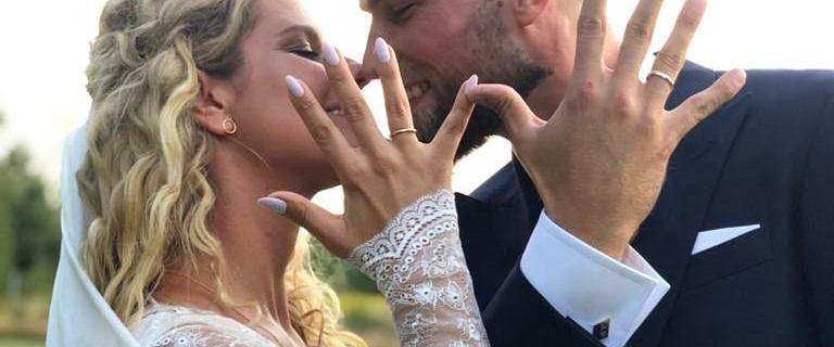 Zofia Zborowska pokazała nowe zdjęcie ze ślubnej sesji