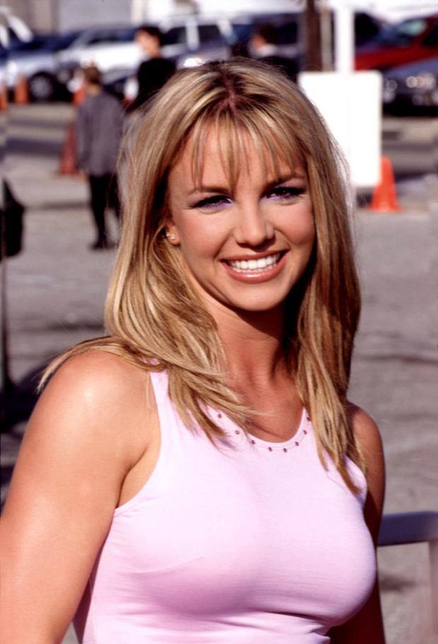 Britney Spears w 1999 roku