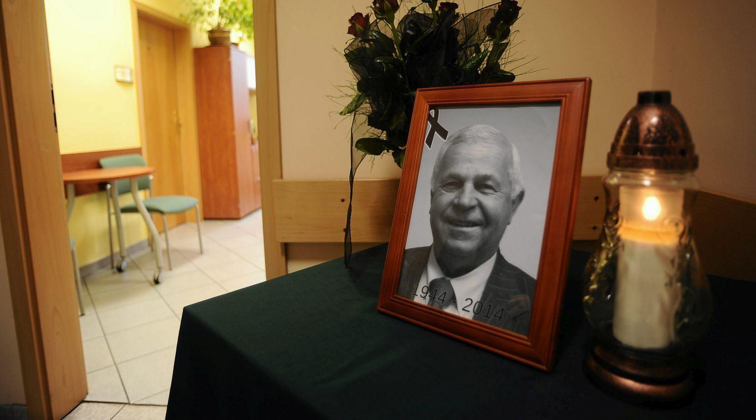 Dieter Przewdzing został zamordowany 18 lutego 2014r.