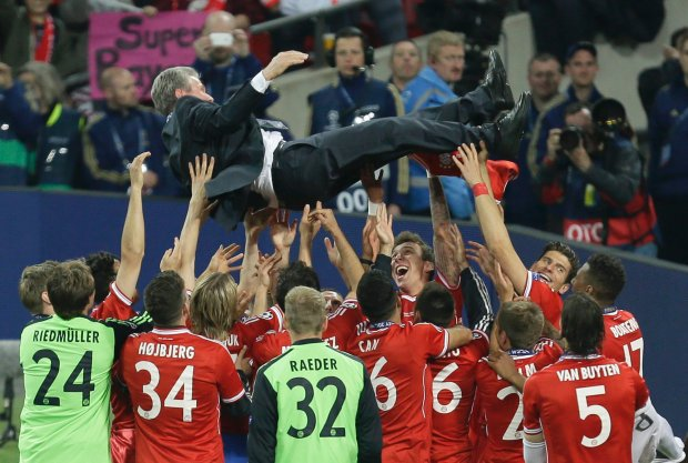Bundesliga. Heynckes trenerem Bayernu!?