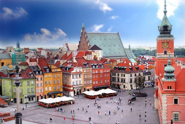 Zagraniczni turyści polubili Polskę. Z roku na rok przyjeżdża ich do nas coraz więcej