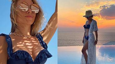 Ewa Chodakowska na wakacjach w raju. BARDZO drogim!