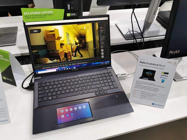 ProArt StudioBook X
