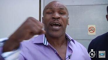 Mike Tyson zachęca amerykańskich piłkarzy do walki