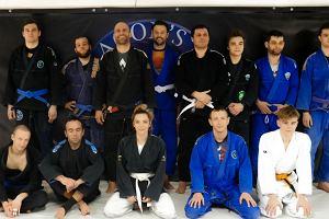 Nasza redaktorka przetestowała brazylijskie jiu-jitsu. Jak ocenia TEN trening?