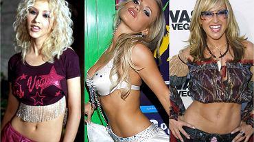 Christina Aguilera, Doda, Anastacia
