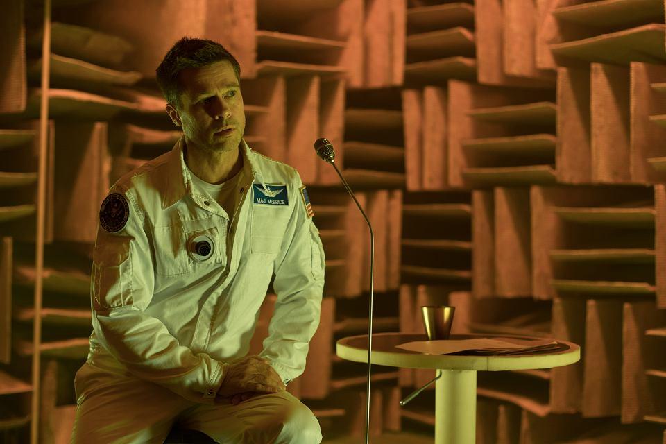 Brad Pitt w filmie 'Ad Astra'