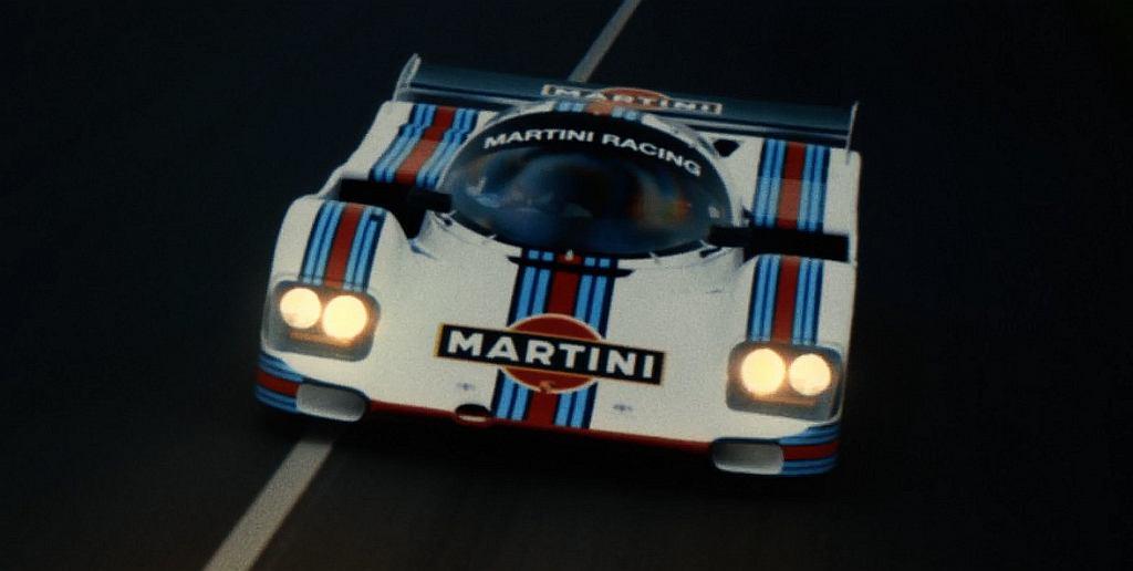 Porsche 962 na torze Silesia Ring
