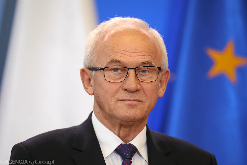 Krzysztof Tchórzewski, ojciec Karola Tchórzewskiego