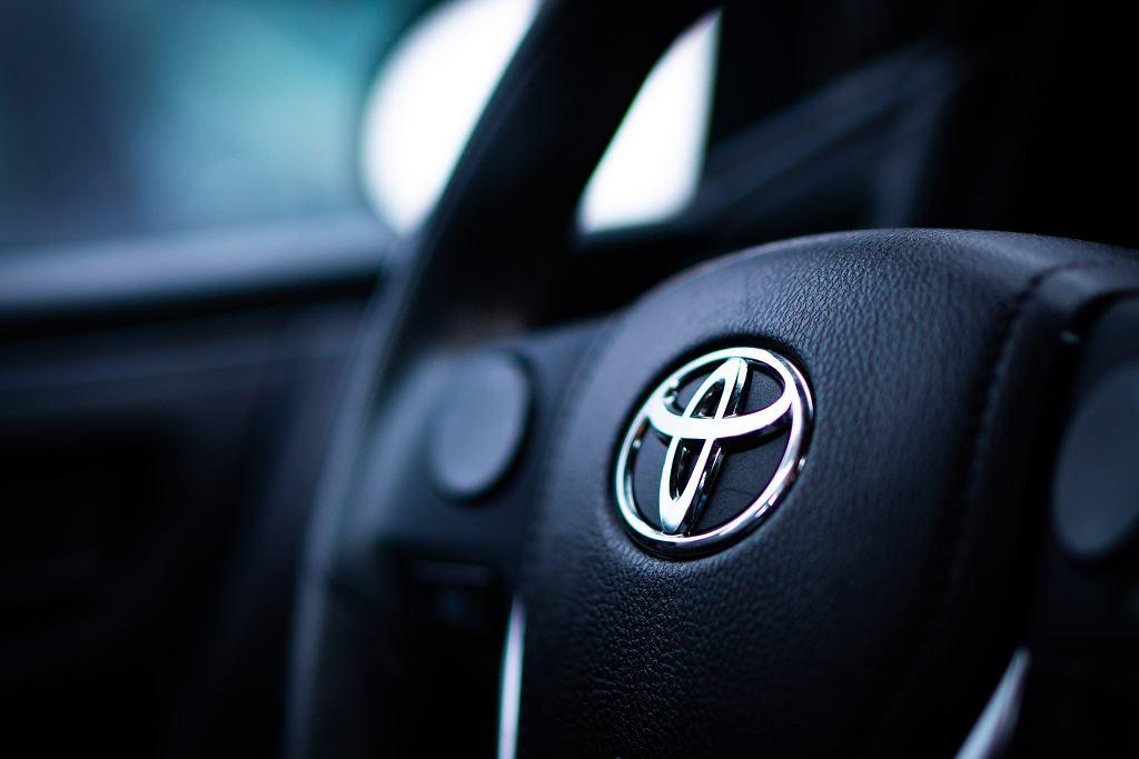 Toyota (zdjęcie ilustracyjne)